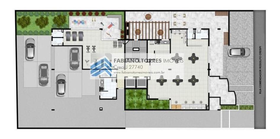 apartamento para venda em são bernardo do campo, rudge ramos, 2 dormitórios, 2 suítes, 2 banheiros, 2 vagas - rhone_2-979391