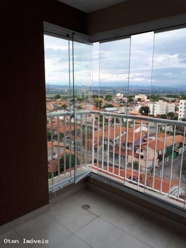 apartamento para venda em são josé dos campos, jardim das indústrias, 2 dormitórios, 1 suíte, 2 banheiros, 2 vagas - 15048