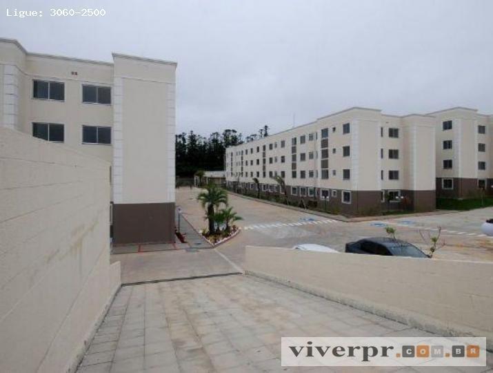 apartamento para venda em são josé dos pinhais, boneca do iguaçu, 2 dormitórios, 1 banheiro, 1 vaga - 1577