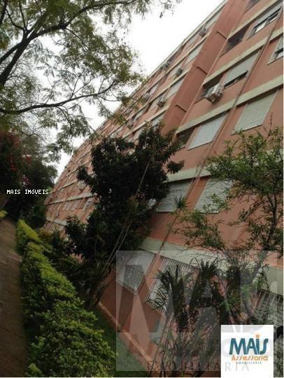 apartamento para venda em são leopoldo, jardim  américa, 2 dormitórios, 1 banheiro, 1 vaga - cva1064