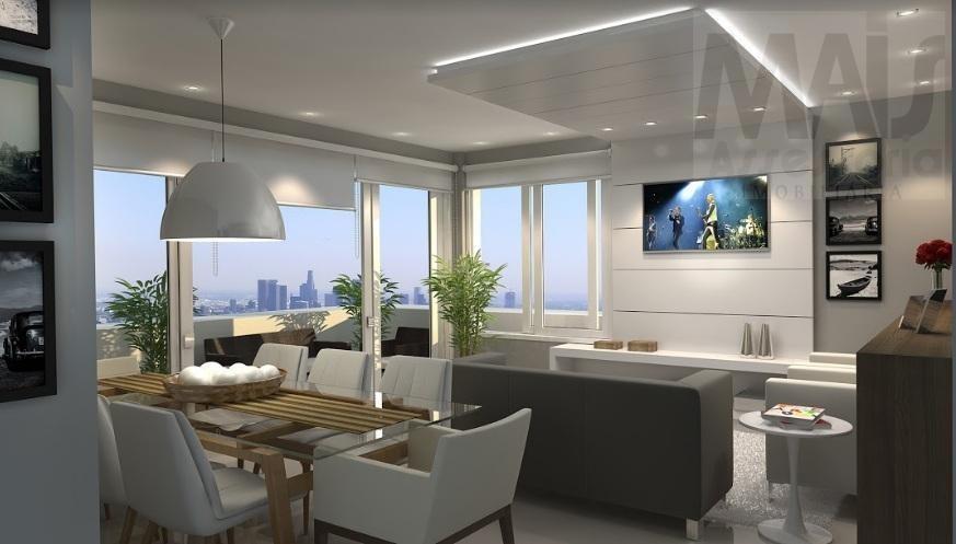 apartamento para venda em são leopoldo, jardim  américa, 3 dormitórios, 1 suíte, 2 banheiros, 2 vagas - lva331