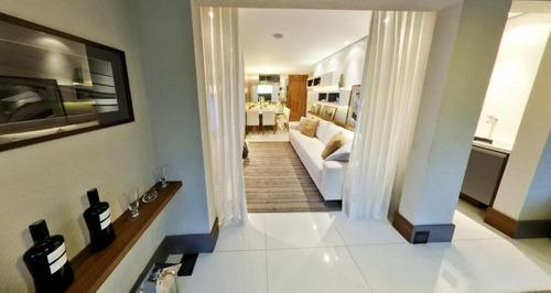 apartamento para venda em são paulo, ipiranga, 3 dormitórios, 1 suíte, 1 banheiro, 2 vagas - cl002