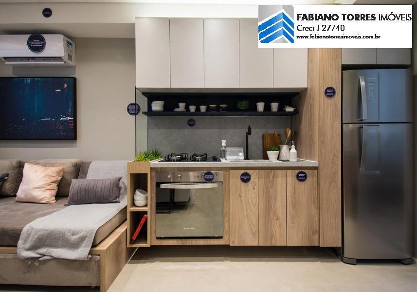 apartamento para venda em são paulo, morumbi, 1 dormitório, 1 banheiro, 1 vaga - my click _2-831938