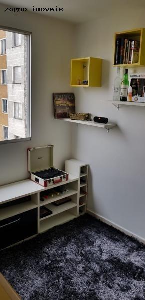 apartamento para venda em são paulo, parque novo mundo, 2 dormitórios, 1 banheiro, 1 vaga - 1135