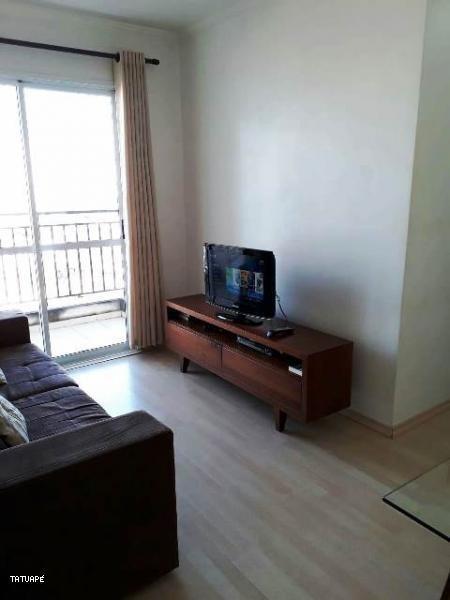 apartamento para venda em são paulo, tatuapé, 2 dormitórios, 1 suíte, 2 banheiros, 2 vagas - azl102_2-758568