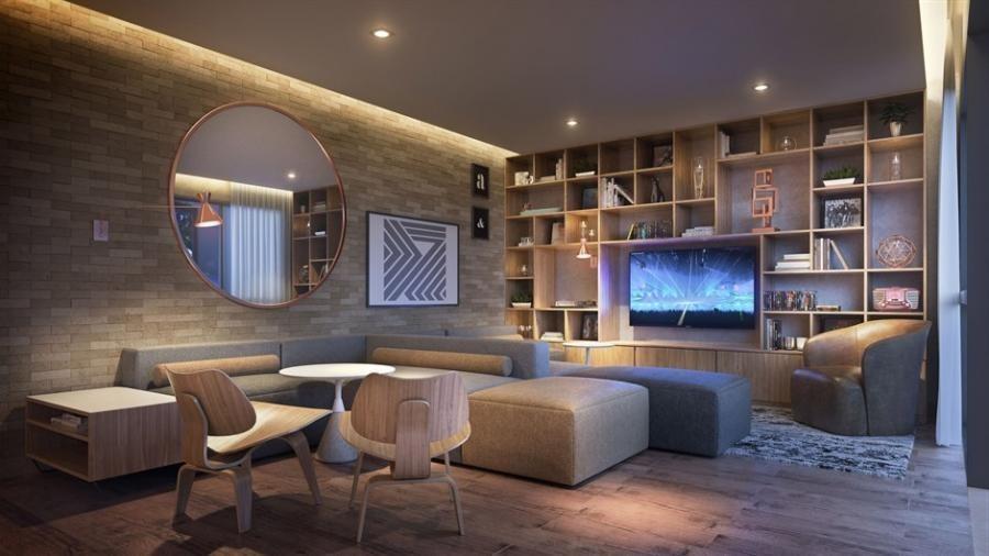 apartamento para venda em são paulo, tatuapé, 2 dormitórios, 1 suíte, 2 banheiros, 2 vagas - cl005-c_2-920297