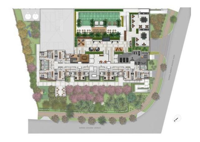 apartamento para venda em são paulo, vila andrade, 1 dormitório, 1 banheiro - lv002-c_2-1007024