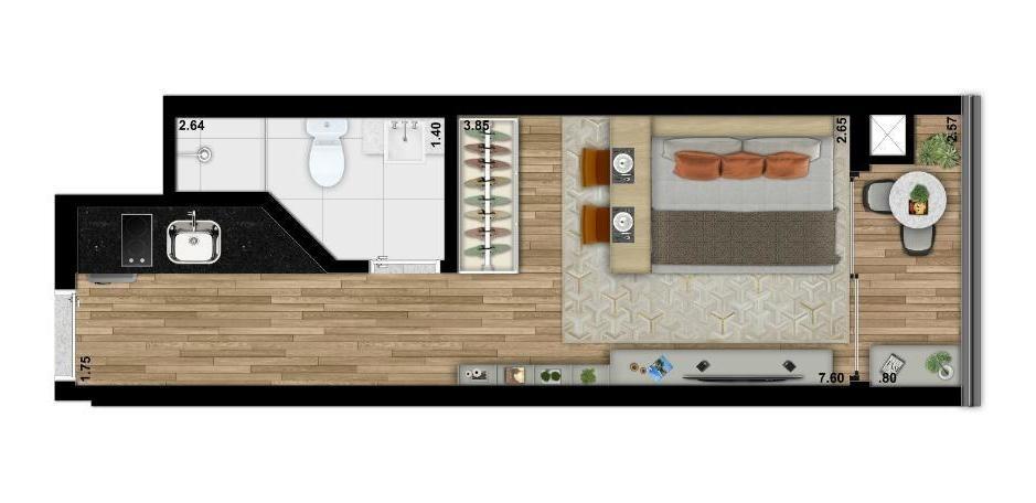 apartamento para venda em são paulo, vila mariana - elc01615_2-741532