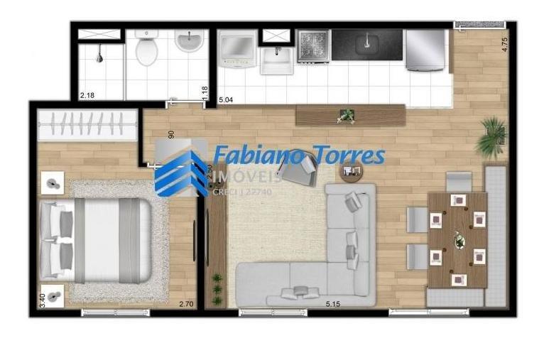 apartamento para venda em são paulo, vila prudente, 2 dormitórios, 1 banheiro - new in pl_2-439689