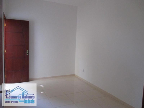 apartamento para venda em são pedro da aldeia, bela vista, 2 dormitórios, 1 suíte, 1 banheiro - 6