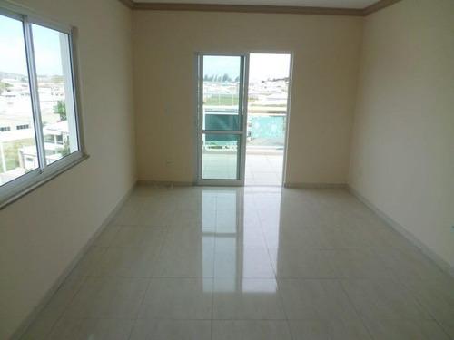 apartamento para venda em são pedro da aldeia, nova são pedro, 2 dormitórios, 1 suíte, 1 banheiro, 1 vaga - 394