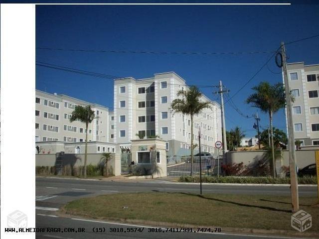 apartamento para venda em sorocaba, campolim, 2 dormitórios, 1 banheiro, 1 vaga - 582_1-649803