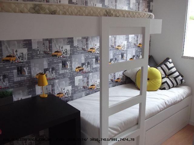 apartamento para venda em sorocaba, campolim, 2 dormitórios, 1 banheiro, 2 vagas - 786_1-677178