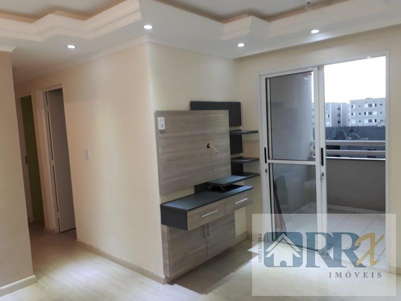 apartamento para venda em suzano, parque santa rosa, 2 dormitórios, 1 banheiro, 1 vaga - 184_2-915866