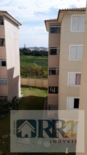 apartamento para venda em suzano, parque santa rosa, 2 dormitórios, 1 banheiro, 1 vaga - 208_2-931961