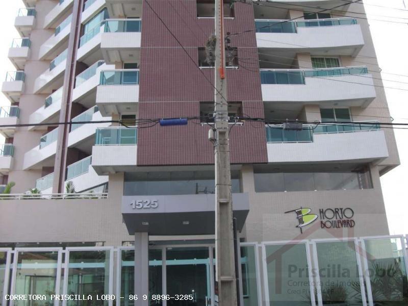 apartamento para venda em teresina, fatima - 0187