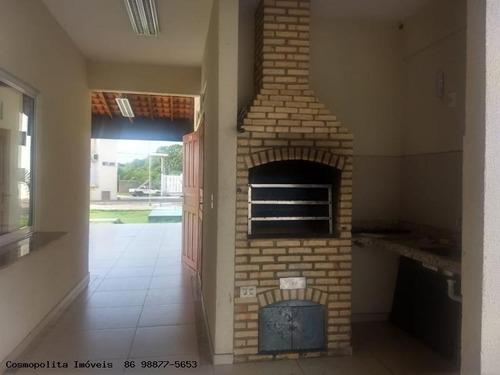 apartamento para venda em teresina, gurupi, 2 dormitórios, 1 suíte, 2 banheiros, 1 vaga - apto plaza mayor