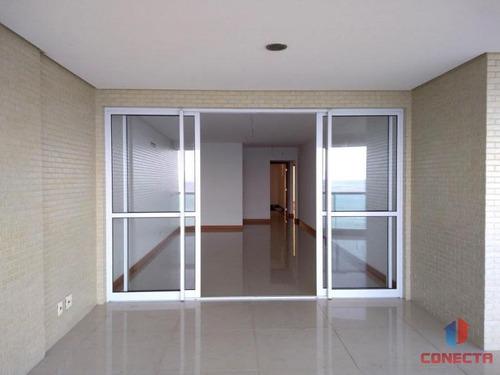 apartamento para venda em vila velha, praia da costa, 4 dormitórios, 4 suítes, 5 banheiros, 4 vagas - 80261