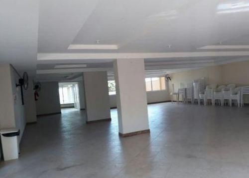 apartamento para venda em vila velha, praia de itaparica, 3 dormitórios, 1 suíte, 3 banheiros, 2 vagas - 52132