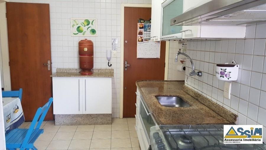 apartamento para venda em volta redonda, aterrado, 3 dormitórios, 1 suíte, 2 banheiros, 2 vagas - ap015_1-1254937