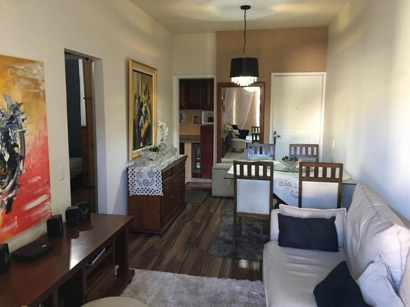 apartamento para venda em volta redonda, jardim amália, 2 dormitórios, 1 banheiro, 1 vaga - 109_2-665075