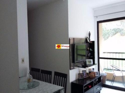 apartamento para venda engenho velho da federação, antiga sede da coca cola - tnv245 - 4210806