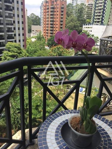 apartamento para venda e/ou locação no morumbi - ap10023 - 34298154