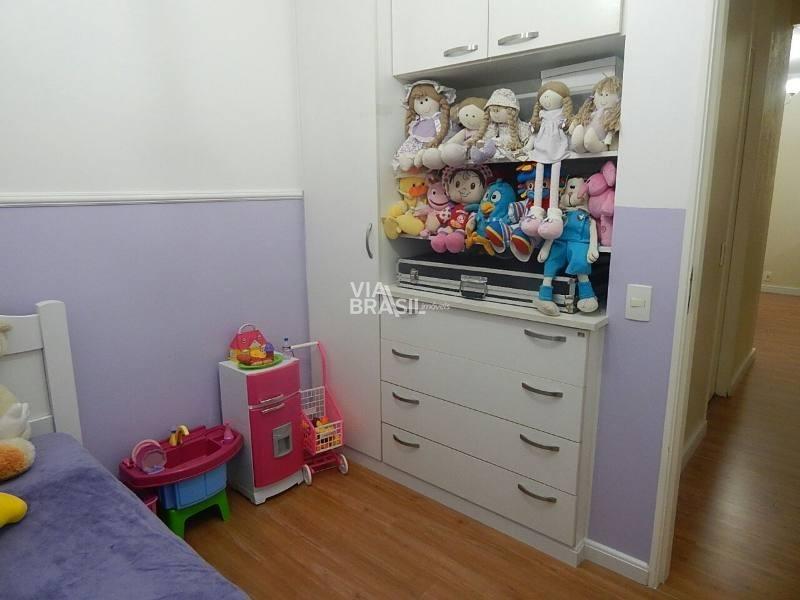 apartamento para venda florada garden - baeta neves, 3 dorm, 1 vagas, 65 m - 306