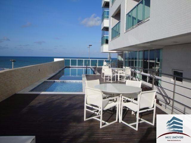 apartamento para venda frente ao mar em areia preta