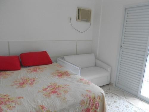 apartamento para venda - frente para o mar