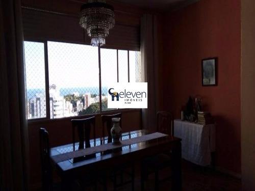 apartamento para venda graça, salvador 3 dormitórios sendo 1 suíte, 1 sala, 1 banheiro, 1 vaga, 140 m². - tg214 - 4833570