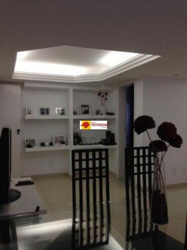 apartamento para venda horto florestal, salvador 3 dormitórios sendo 1 suíte - tnv501 - 4211422