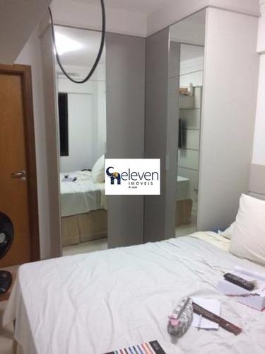 apartamento para venda imbuí, salvador 2 dormitórios, r$ 430.000,00, con r$ 500,00, iptu r$ 450,00, 1 sala, 1 banheiro, 2 vagas, 65 m². - tjn86 - 4567839