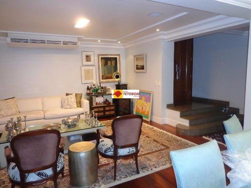 apartamento para venda itaigara, salvador 3 dormitórios sendo 3 suítes, 2 salas, 5 banheiros, 3 vagas 232,00 útil, - tjn470 - 3238182