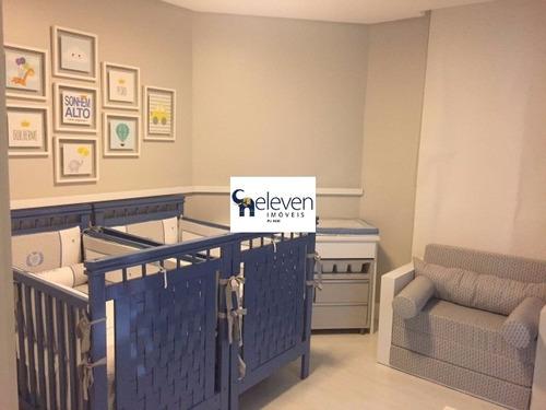apartamento para venda jardim apipema, salvador nascente 4 dormitórios sendo 2 suítes, 1 sala, 1 banheiro, 3 vagas, 169 m². - ts69 - 4844332
