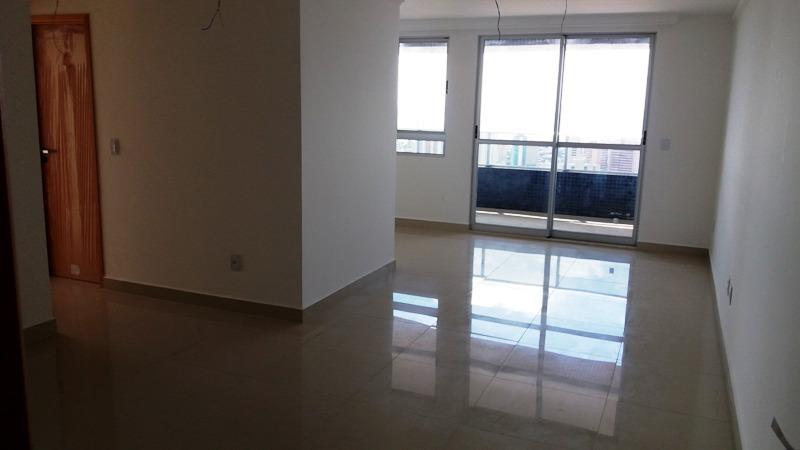 apartamento para venda, joão pessoa, brisamar, 3 quartos