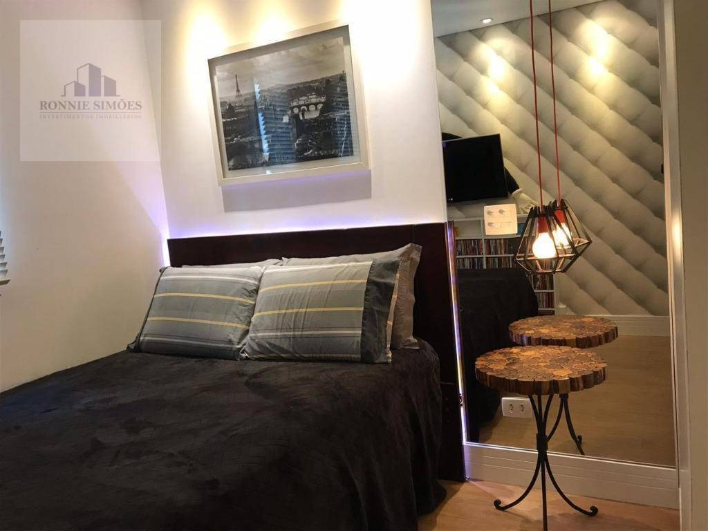 apartamento para venda, moema, 44 m², 1 sala, 1 quarto, 1 banheiro, são paulo. - ap0750