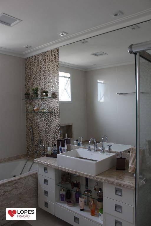 apartamento para venda mooca, são paulo 03 suítes, 05 banheiros,  04 vagas de garagem - ap1254