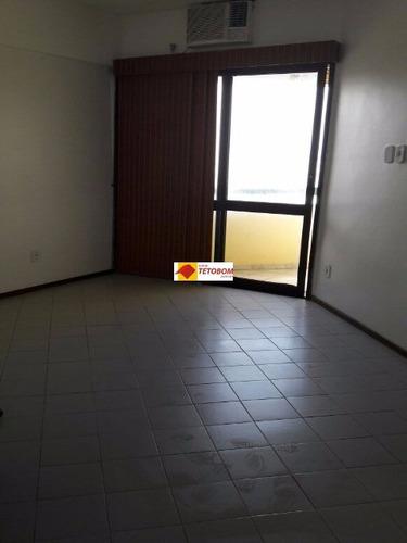 apartamento para venda na pituba em salvador, 1 dormitório sendo 1 suíte, r$ 200.000,00, cond r$ 555,00, iptu r$ 266,16,  1 sala, 1 banheiro, 1 vaga, 40 m². - tjl059 - 3276737