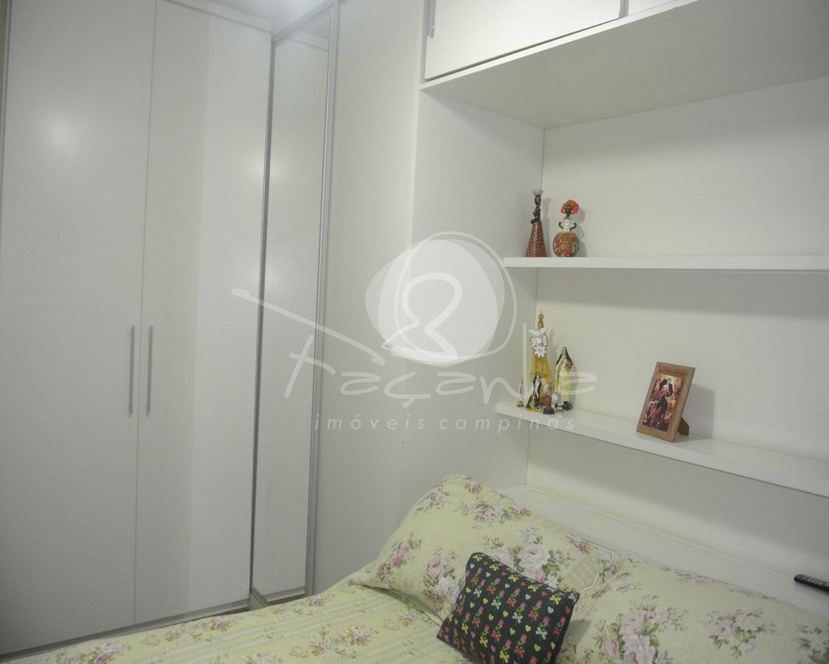apartamento para venda na vila industrial em campinas - imobiliária em campinas - ap03461 - 34971079