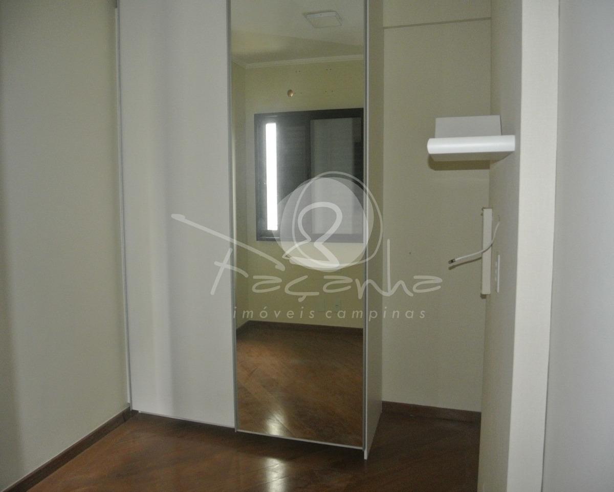 apartamento para venda na vila itapura em campinas - imobiliária em campinas - ap03408 - 34869242