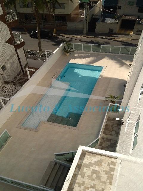 apartamento para venda na vila tupi, praia grande sp, pronto para morar - ap01220 - 4687972