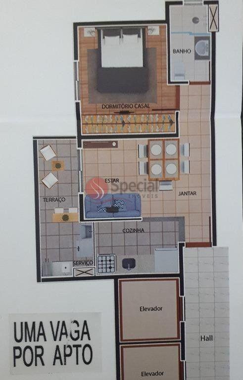 apartamento para venda no bairro vila formosa em são paulo - cod: af16568 - af16568