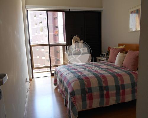 apartamento para venda no cambuí em campinas  -  imobiliária em campinas - ap00398 - 2310703