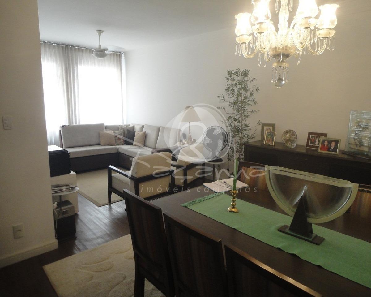 apartamento para venda no cambuí em campinas  -  imobiliária em campinas - ap03211 - 34584125