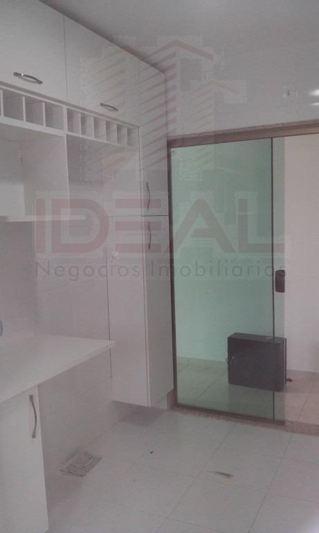 apartamento para venda no flamboyant em campos - 5047