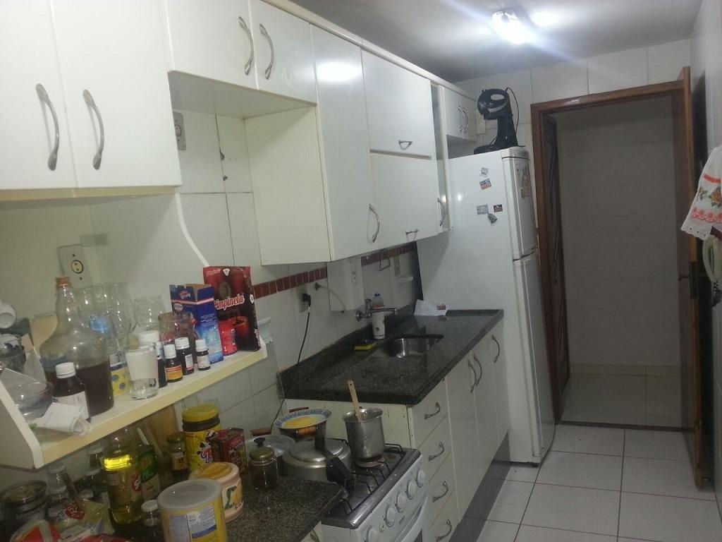 apartamento para venda no flamboyant em campos - 5440