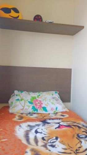 apartamento para venda no jardim santa bárbara em são paulo  - 020a