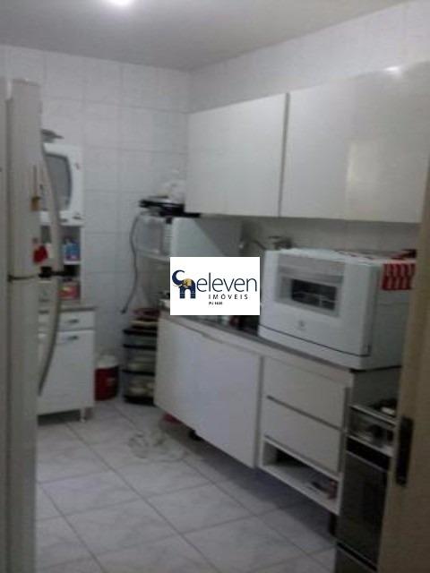 apartamento para venda ondina, salvador 2 dormitórios sendo 1 suíte, 1 sala, 1 banheiro, dependência completa de empregada, área de serviço1 vaga, 97 m². - tnv7810 - 4958302