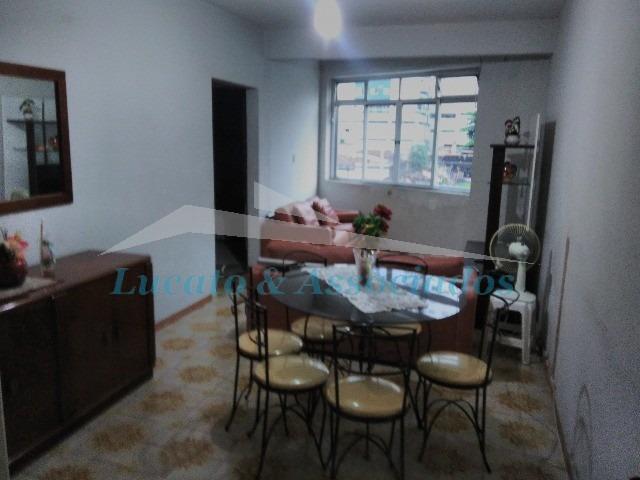 apartamento para venda ou locação canto do forte, praia grande sp - ap01142 - 4477670